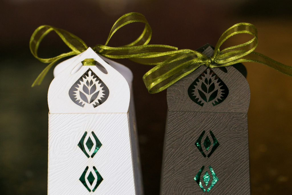 Favor Boxes Baltimore - Elegant Laser Designs